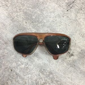 Vintage Made In Italy Sunglasses 80's style